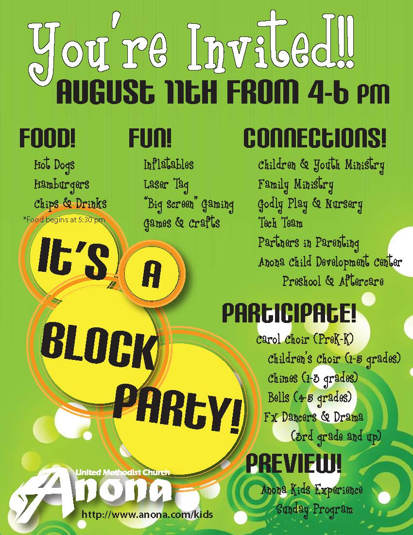 Backgrounds For Block Party Flyer Backgrounds | www.8backgrounds.com